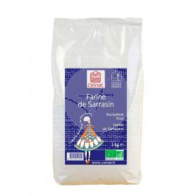 Harina De Trigo Sarraceno Bio 1 kg Celnat