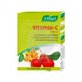 Vitamina C 40 comprimidos Bioforce A.Vogel