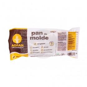 Pan de Molde sin gluten 600gr Adpan