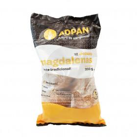 Magdalenas Receta Tradicional sin gluten Adpan