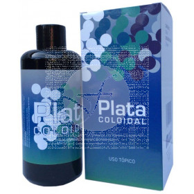PLATA COLOIDAL USO TOPICO 200ML ARGENOL