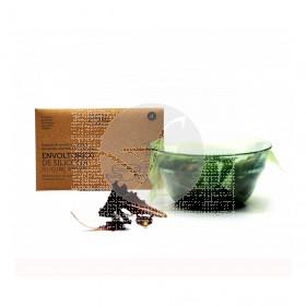 Envoltorios ecofriendly de silicona 4 uds Irisana