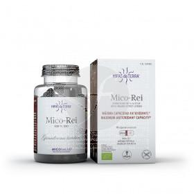 Antioxidante Mico Rei 390Mg 70 capsulas Hifas Da Terra