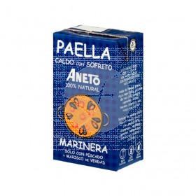 Caldo Paella Pescado Marisco 1 Aneto