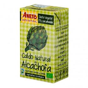 Caldo Natural De Alcachofa Depurativo Eco Aneto