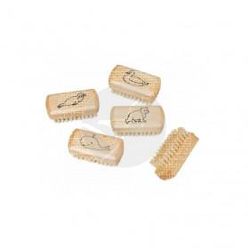 Cepillo de uñas de madera niños Redecker