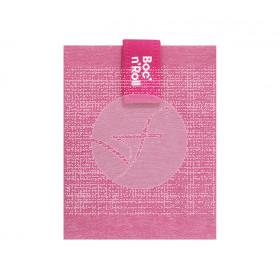 Porta bocadillos reutilizable Eco rosa Roll'Eat
