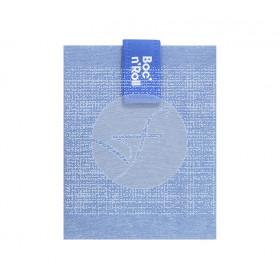 Porta bocadillos reutilizables Eco azul claro Roll'Eat