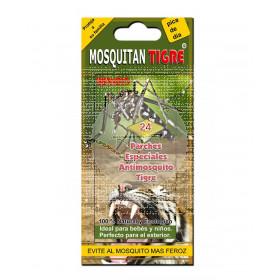 Parches Repelente Mosquito Tigre Mosquitan