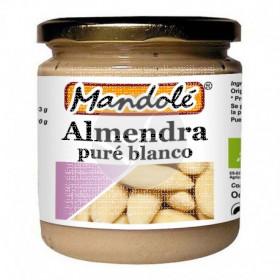 Crema de Almendras Blancas Bio Mandolé