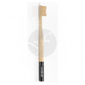 Cepillo dental Bambú Adulto Negro Naturbrush