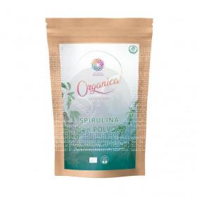 Espirulina en Polvo Eco Vegano 125gr Organica Superfoods