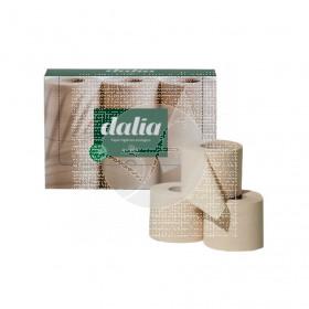 Papel Higienico Sin Blanquear Eco 6 rollos Dalia