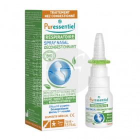 Spray Nasal Descongestionante Bio 15ml Puressentiel