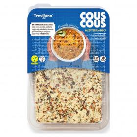 Cous Cous mediterrÁneo vegano 300 gr trevijano