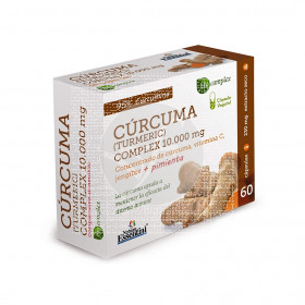 Curcuma Complex 10000Mg 60 Cápsulas Nature Essential