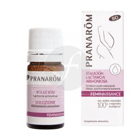 Aceite Bio Lactancia Armoniosa Pranarom (Fcia)