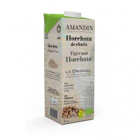 Horchata De Chufa Ecológica 1L Amandin