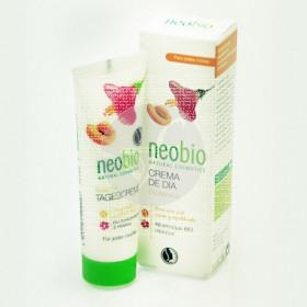 Crema facial dia equilibrante albaricoque e hibiscus Neobio
