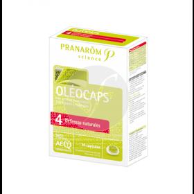 Oleocaps 4 defensas naturales Pranarom Fcia
