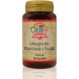 Vinagre Manzana y Fucus 400Mg Obire