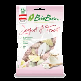 Golosinas De yogur y Fruta Bio sin gluten Biobon