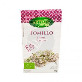 Tomillo Infusión Bio 20 Bolsitas Artemis