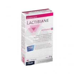 Lactobiane Reference 30 capsulas Pileje