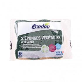 Esponja estropajo Eco 2uds Ecodoo