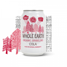 Refresco Bio de cola Whole Earth