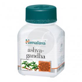 Ashvagandha 60 capsulas Himalaya Pure Herbs