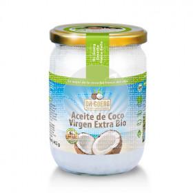 Aceite de coco virgen extra bio 500ml Dr. Goerg