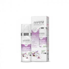 Serum facial reafirmante con acido hialuronico Organic Lavera