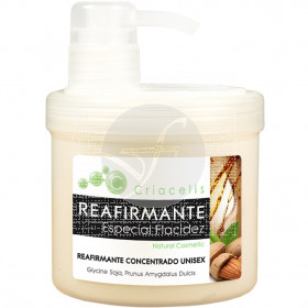 Gel Reafirmante Especial FlaciDez Criacell