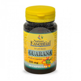 Guarana 600Mg 50 capsulas Nature Essential
