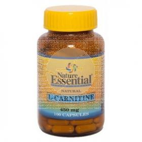 Carnitina capsulas 450Mg Nature Essential