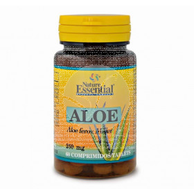 Aloe Vera 250Mg 60 comprimidos Nature Essential