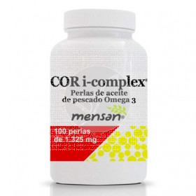 Cor I-Complex Omega 3 100 perlas Mensan