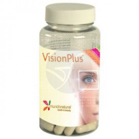 Vision Plus 60 capsulas Mundonatural