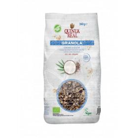 Granola De Quinoa Real De Cacao y Coco Quinua Real