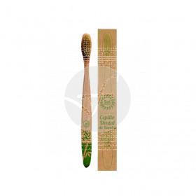 Cepillo Dental De Bambu Para Adultos Solnatural