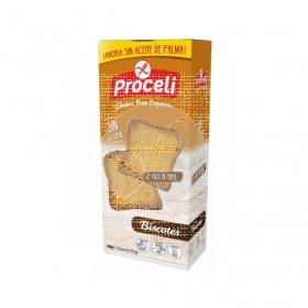 Biscotes De Pan sin gluten Proceli