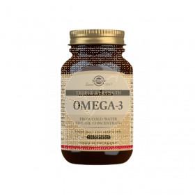 Omega 3 Triple Concentrado 100 Cápsulas Solgar