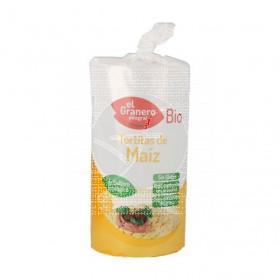 Tortitas De Maiz Bio Granero integral
