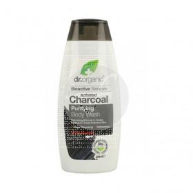 Gel de ducha carbón Activo biológico 250 ml dr. Organic