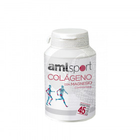 Colágeno con magnesio 270 comprimidos AmlSport