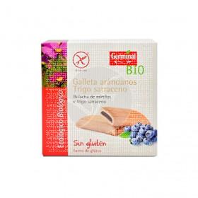 Galletas De Arandano + Trigo sin gluten Bio Germinal