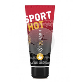 Sport Hot Crema Preparadora Efecto Calor Kyrocream