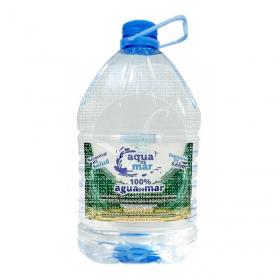 Agua De Mar Garrafa 5 Litros Agua De Mar