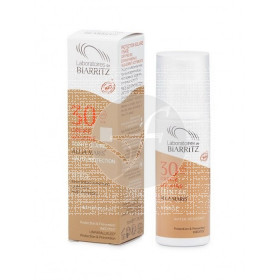 CREMA SOLAR FACIAL COLOR LIGHT SPF30 BIO ALGAMARIS